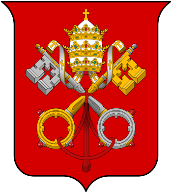 Vatikán Coat of Arms