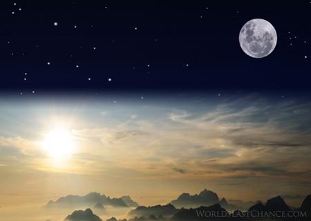 太陽和月亮