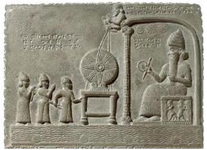 kamenný reliéf