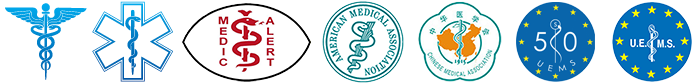 Common uses in the medical field of overtly pagan symbols - The Caduceus and the Rod of Asclepius