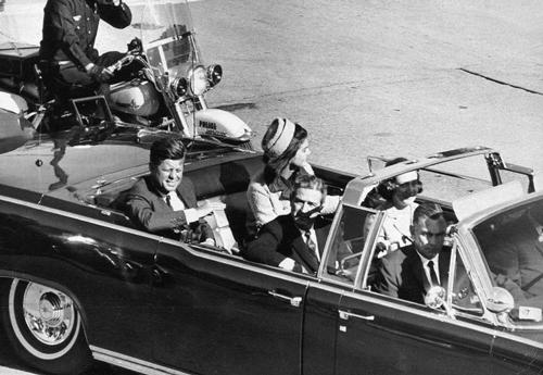 Jezuitský připojení k Kennedy vraždě