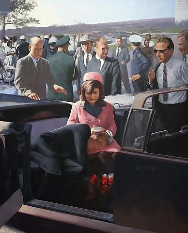 atentát na Kennedy