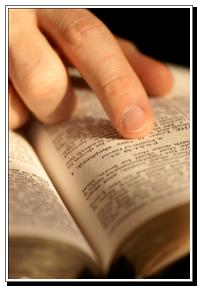 studovat Bibli