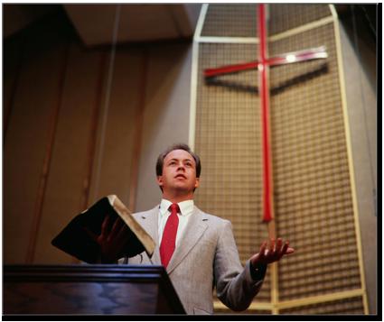 evangelický kazatel