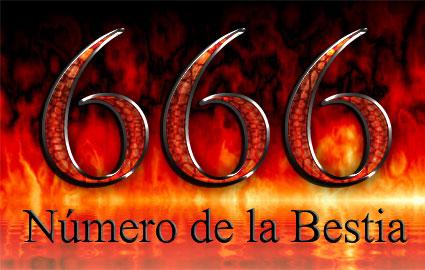 666: Número de la Bestia