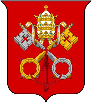Escudo de armas de la Ciudad del Vaticano