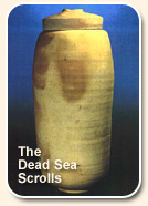 Svitky od Mrtvého moře