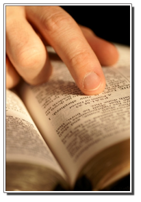 el estudio de la Biblia