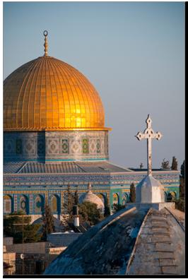 Cúpula de la Roca, en Jerusalén