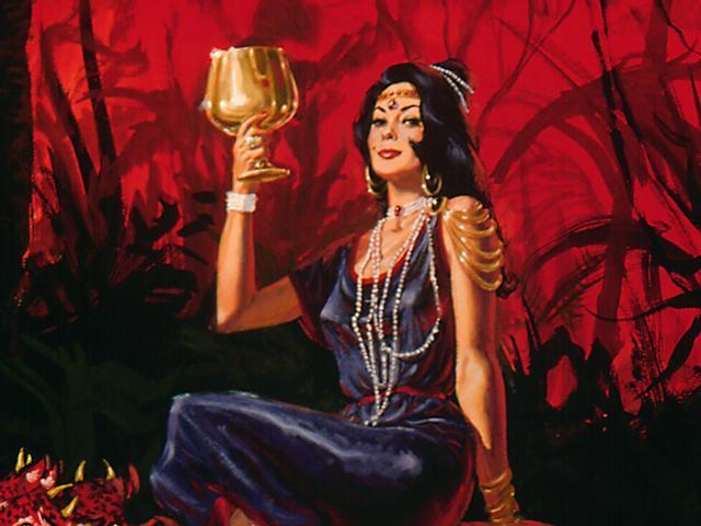 Děvka Babylonská
