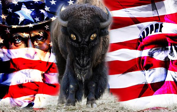 Šelma ze země: Spojené Státy v proroctví