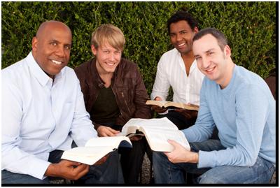 Studi Alkitab pria