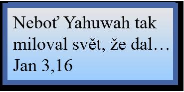Jana 3,16