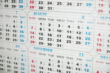 Kalender Gregorian