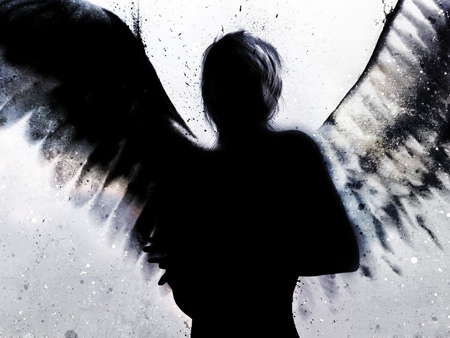 malaikat jatuh