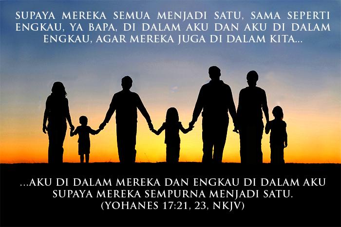 Yohanes 17:21, 23