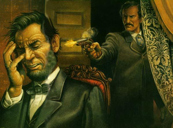 Koneksi Jesuit ke Lincoln pembunuhan