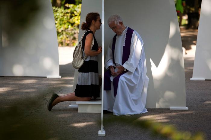 The Jesuits' confessor
