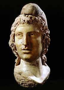 Statuie romana a lui Mitra