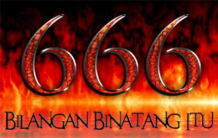 666: Bilangan Binatang Itu