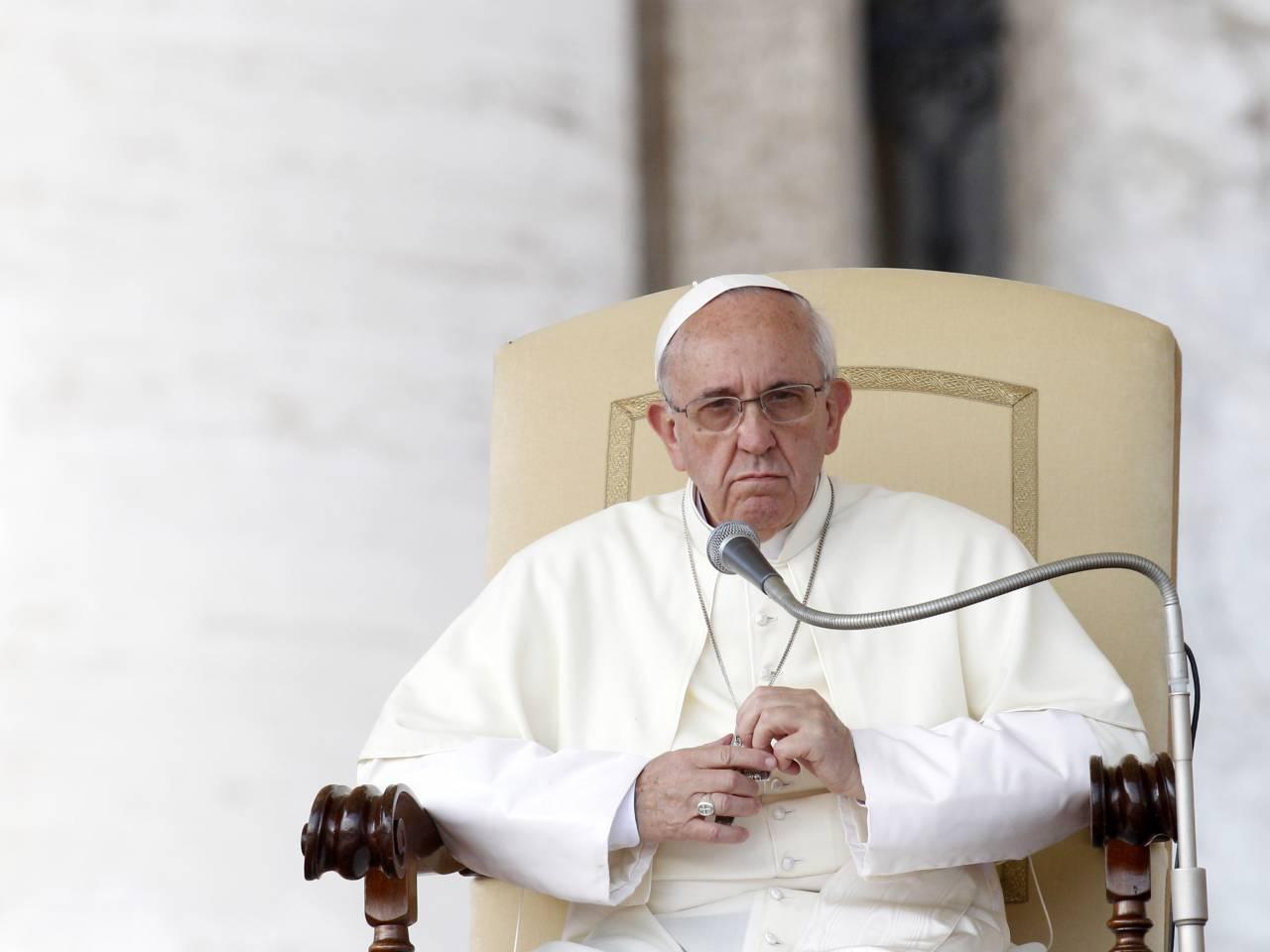 Jezuita František, poslední papež (Antikrist)
