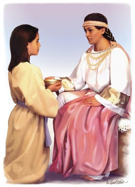 Iman adalah kemenangan - Esther