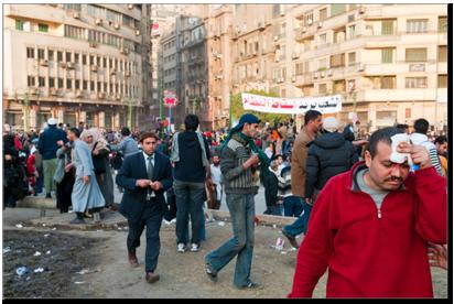 Beberapa Muslim percaya bahwa pertikaian di Timur Tengah mempersiapkan jalan bagi kedatangan Mahdi.