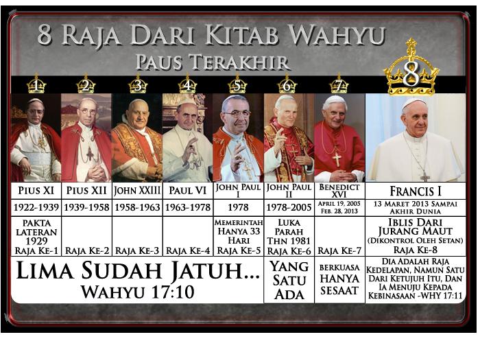 8 raja wahyu