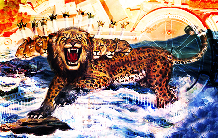 The Beast from the Sea (Revelation 13)