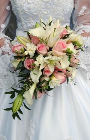 buket pengantin