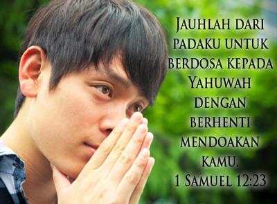 1 Samuel 12:23