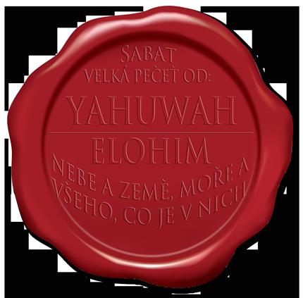 Yahuwahovou pečetí