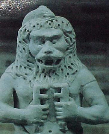 Pagan Keys of Janus & Cybele