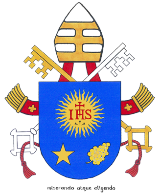 Pope Francis I Coat of Arms