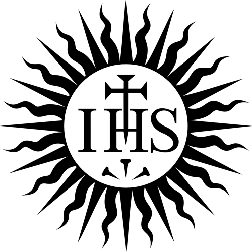 Jesuit Symbol - IHS
