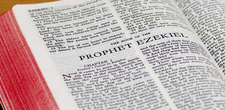 Open Bible - Book of Ezekiel