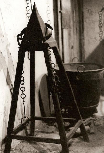 Judas' Chair
