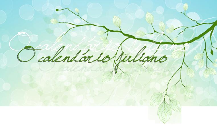 O calendário juliano