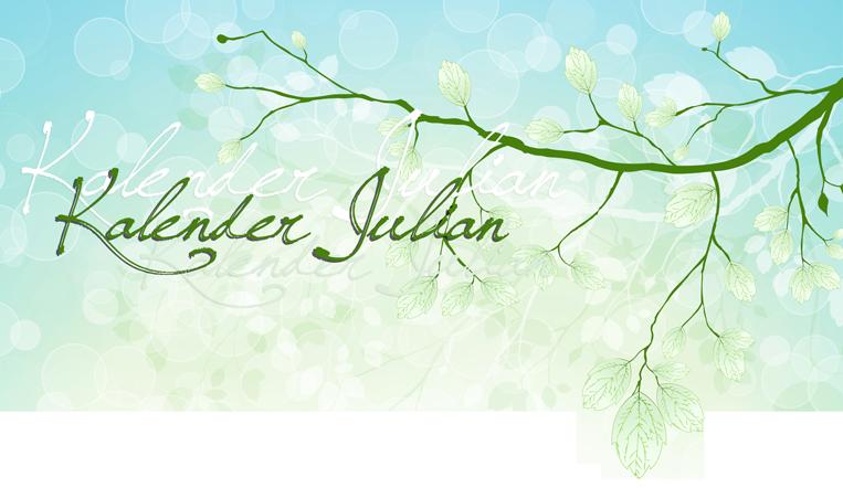 Kalender Julian