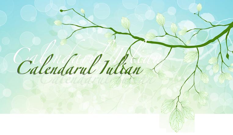 Calendarul Iulian