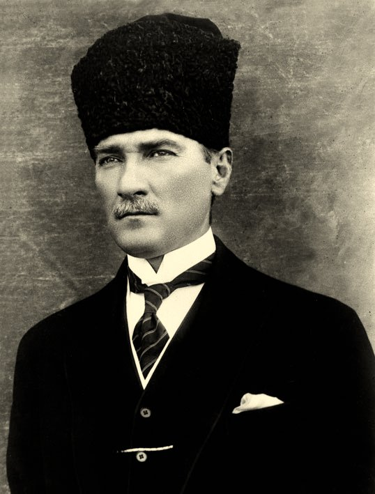 Mustafa Kemal Atatürk, Father of the Turks, 1881-1938
