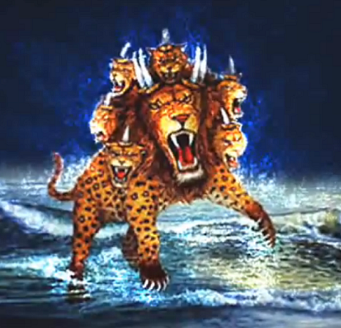 Beast from the Sea (Revelation 13)