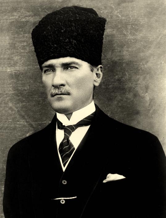 Mustafa Kemal Atatürk, Father of the Turks, 1881-1938
