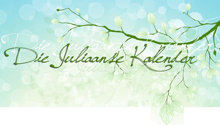 Die Juliaanse Kalender