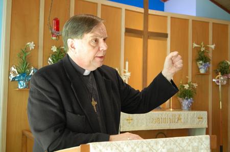 prédicateur (pasteur)