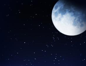 चाँद और पृथ्वी
