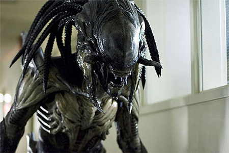 alien ng Hollywood