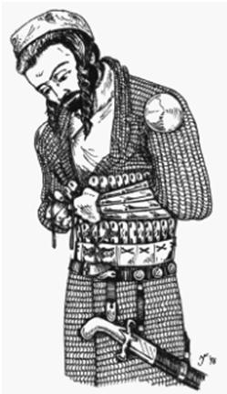 ఖజారీయ యోధుడు
