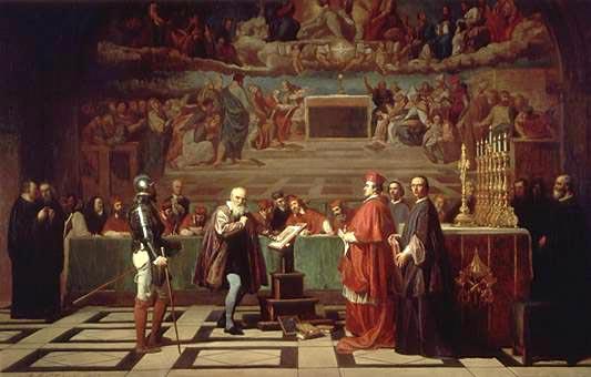 Ordinul Iezuit preia Oficiul Inchiziției