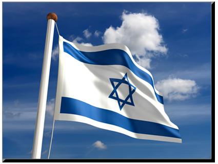 Die Israelse Vlag